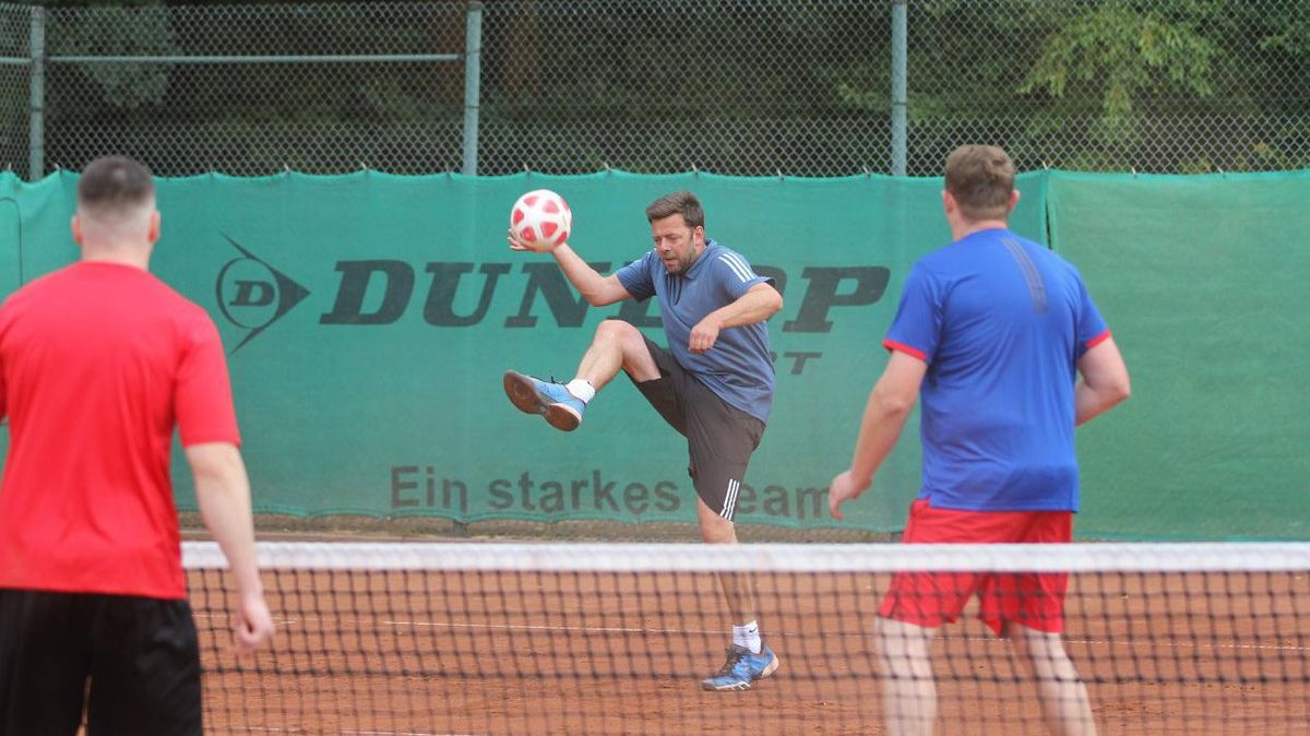 FuГџball Tennis Regeln