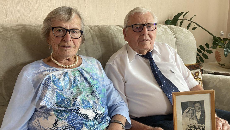 Eiserne Hochzeit in Cuxhaven: Nach 65 Jahren immer noch